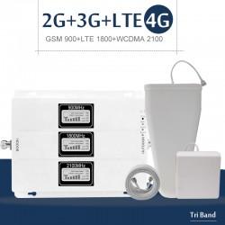 УСИЛВАТЕЛ НА GSM СИГНАЛ 2G 3G 4G LINTRATEK