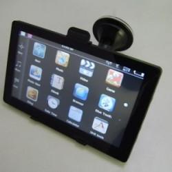 "4.3"" GPS Навигация за автомобил, Windows CE, iGO, FM Transmitter"