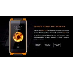 Homtom HT20 Водоустойчив, удароустойчив, телефон